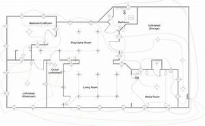 Wiring For New Basement  Design Help - Electrical