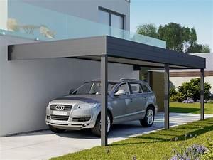 Design Carport Aluminium : abri voiture aluminium design ~ Sanjose-hotels-ca.com Haus und Dekorationen