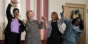 Hillary Clinton Boosts Outreach to African-Americans in ...