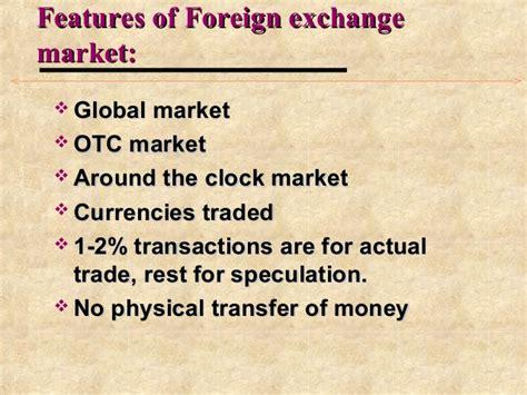 foreign exchange market trading forex market