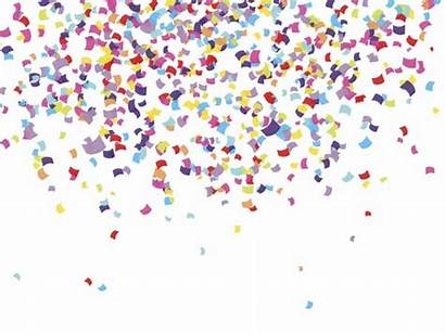 Nutrition Month National Celebration Confetti Vector Toolkit