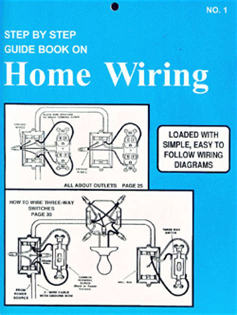 domestic electrical wiring diagram books home wiring and electrical diagram