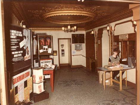 Tyneside Foyer by Tyne History Tyneside Cinema Heritage