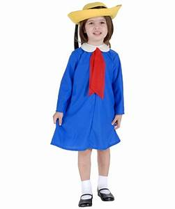 Madeline Costume - Kids Halloween Costumes