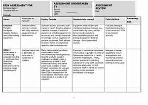 operational risk report template 28 images operational With operational risk assessment template