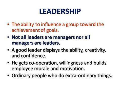 leadership authorstream