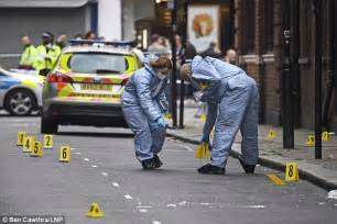London man killed and two teens injured in Bank Holidays