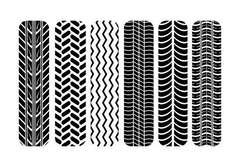 tire stenciel template free tire marks vector download free vector art stock