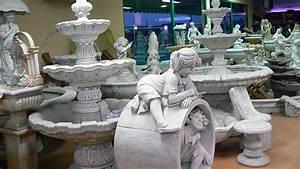 Statue Deco Jardin Exterieur : deco statue jardin khenghua ~ Teatrodelosmanantiales.com Idées de Décoration