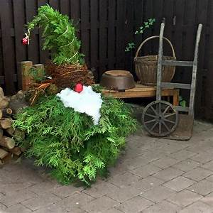 Wichtel Aus Tannengrün : wacholder wichtel zur weihnachtszeit ~ Whattoseeinmadrid.com Haus und Dekorationen