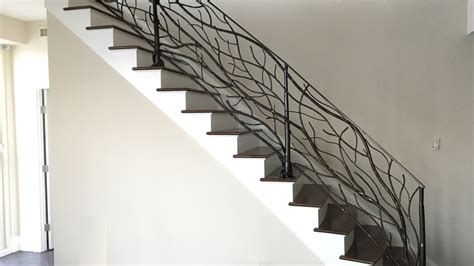 wrought iron spindles interior iron railings iron railings interior stairs