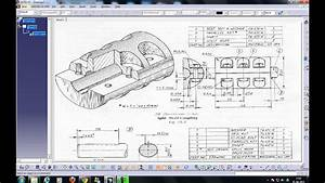 Catia V5 Drafting