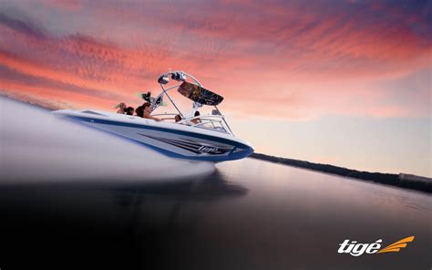 Tige Boats Nz by Boat Wallpaper