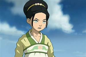 Character: Toph Bei Fong (Formal Attire) Anime: Avatar ...