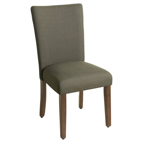 Parsons Armchair by Parsons Chair With Espresso Leg Homepop Ebay