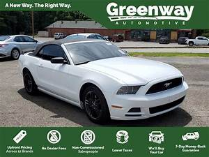 Pre-Owned 2014 Ford Mustang V6 RWD Convertible