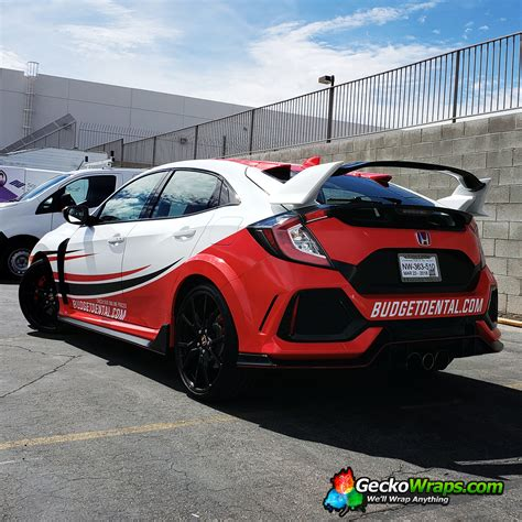 Geckowraps Las Vegas Vehicle