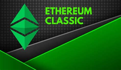 Ethereum Classic (ETC) breakout up to $10, halving in ...