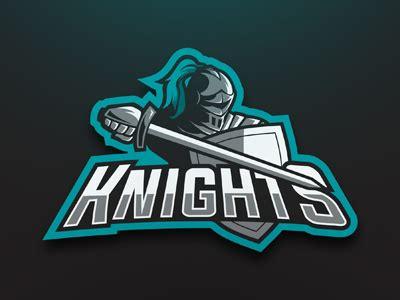 knight esports logo knight mascot logo  lobotz logos