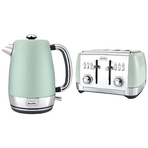 Green Kettle And Toaster Set - green kettle and toaster sets co uk