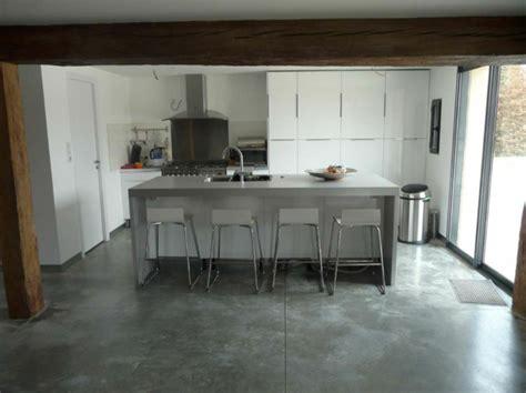 béton ciré cuisine leroy merlin beton cire plan de travail leroy merlin maison design