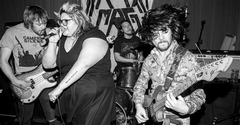 sheer mag  great modern punk bands rolling stone
