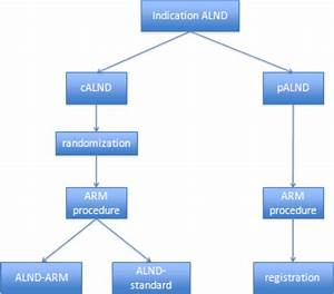 Flow Chart Of Axillary Reverse Mapping  Arm  Trial  Alnd
