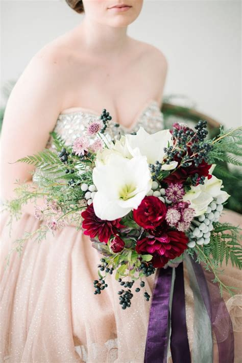 346 Best Images About Colorful Wedding Bouquets On