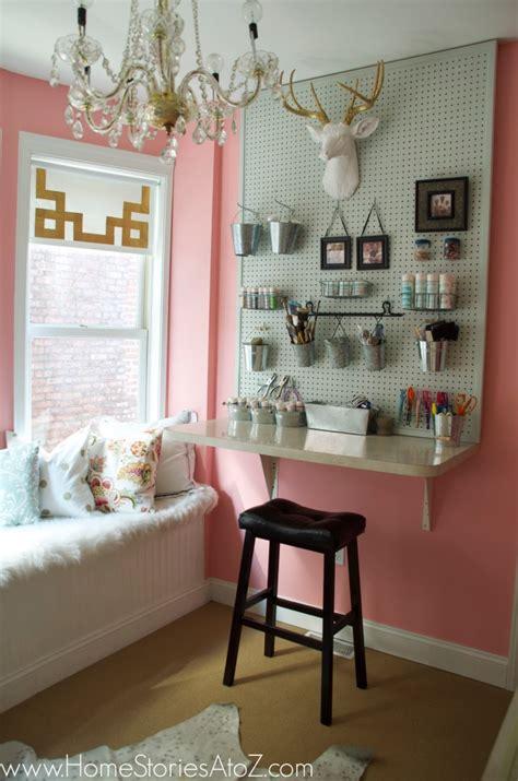 sherwin williams hopeful craft room home stories