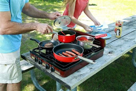 gas stoves cooking