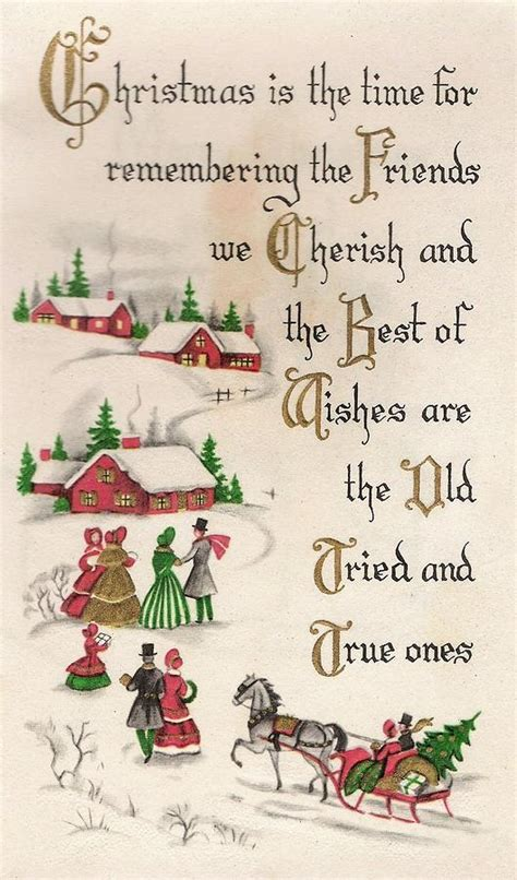 Praise his name for he is a living god, he was born to save us all. Christmas Greetings 817 - Vintage Christmas Cards - Christmas Quotes Painting by TUSCAN Afternoon
