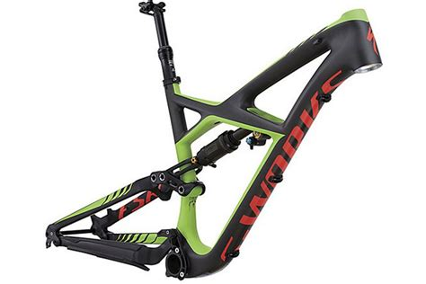 test vtt specialized s works enduro 650b frame 2016 v 233 lo enduro