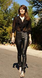 Sex Appeal and Style in Womenu0026#39;s Leather Pants