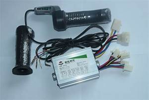 36v 800w Brushed Controller Electric Scooter Throttle
