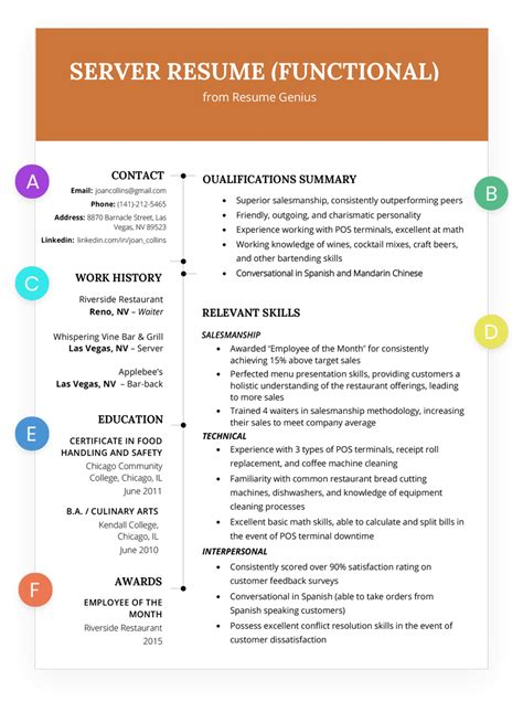 write  great resume  complete guide resume