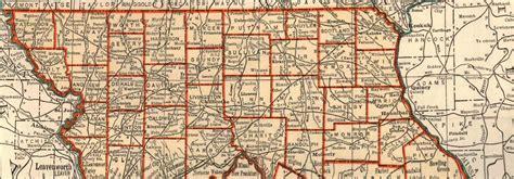 Atchison County, Missouri: map of railroads