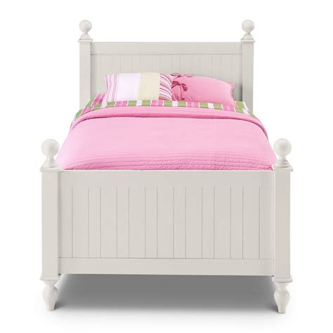 bed for colorworks bed white signature furniture