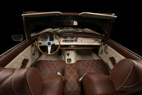 Car Interior Upholstery Philippines by Retro Gentle Pagoda Vilner Mercedes Sl W113