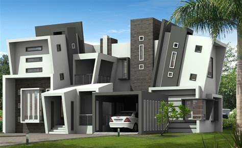 wah   model rumah minimalis modern  top