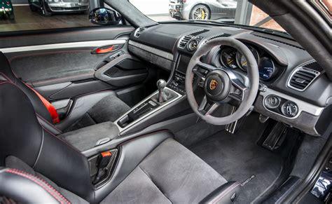 Porsche 981 cayman s options. 2016 Porsche Cayman 981 GT4 Clubsport - Richmonds - Classic and Prestige Cars - Storage and ...