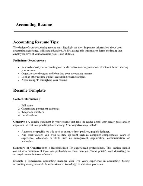 Resume Summary Statement Tips by Executive Summary Resume 13 Sle Executive Summary For