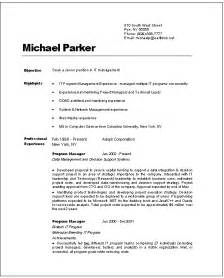 information technology resume layouts exles of hyperbole information technology resume exles berathen com