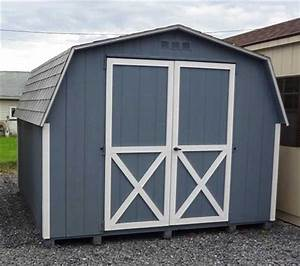 8x10 mini barn wood shed kit With 8x10 barn shed