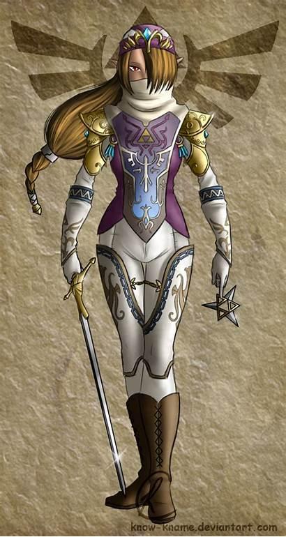 Zelda Sheik Cosplay Princess Hylian Legend Twilight