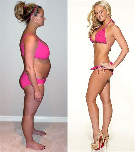 Jennifer Ellison weight loss: Musical star is wearing bikinis again after losing five stone