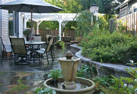 pictures of garden patios week 6 portland patio garden garden of the week