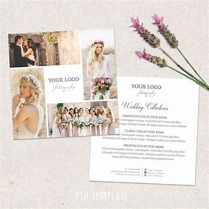 wedding photography price list template marketing With wedding photography advertising