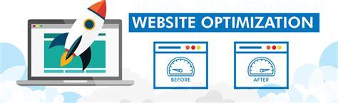 web optimization website optimization