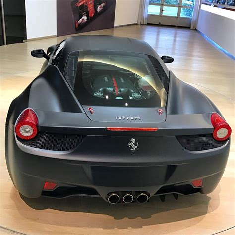 Yes This Is A Ferrari 458 Italia Fitted With LaFerrari V12 ...