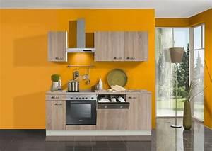 Küchenzeilen Mit E Geräten : k chenzeile mit e ger ten padua breite 210 cm otto ~ Bigdaddyawards.com Haus und Dekorationen